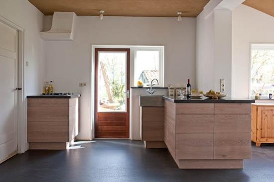 Markus Bleeker Eiken keuken